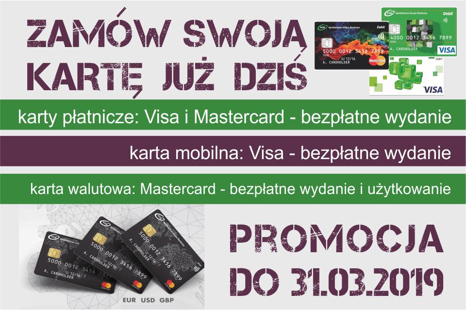 Karty Platnicze Bank Spoldzielczy W Lipnie