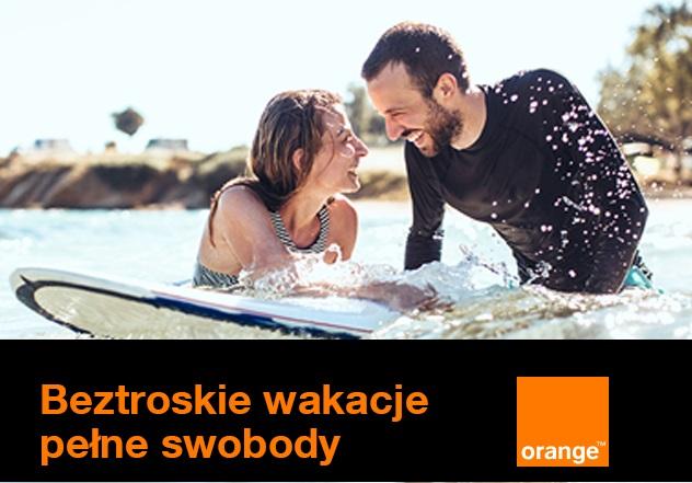 Wakacje z Orange