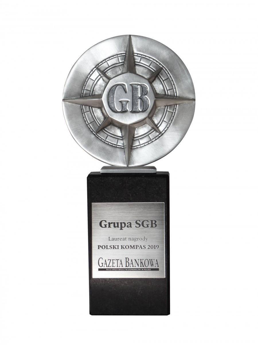 Wielkie wyróżnienie dla Spółdzielczej Grupy Bankowej