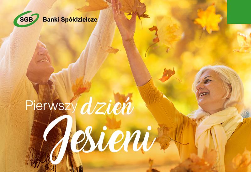 Pierwszy dzień jesieni!