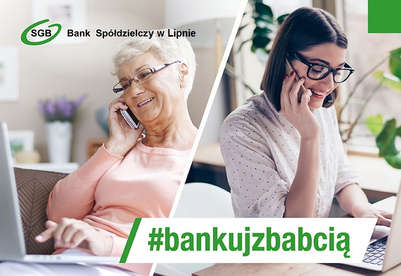Finanse Seniora w bankowości internetowej
