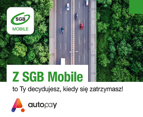 Autopay w SGB Mobile